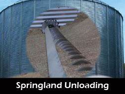 Springland MFG  Unloading Systems
